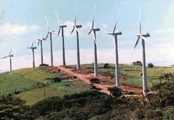 Girifalco: sequestrato parco eolico